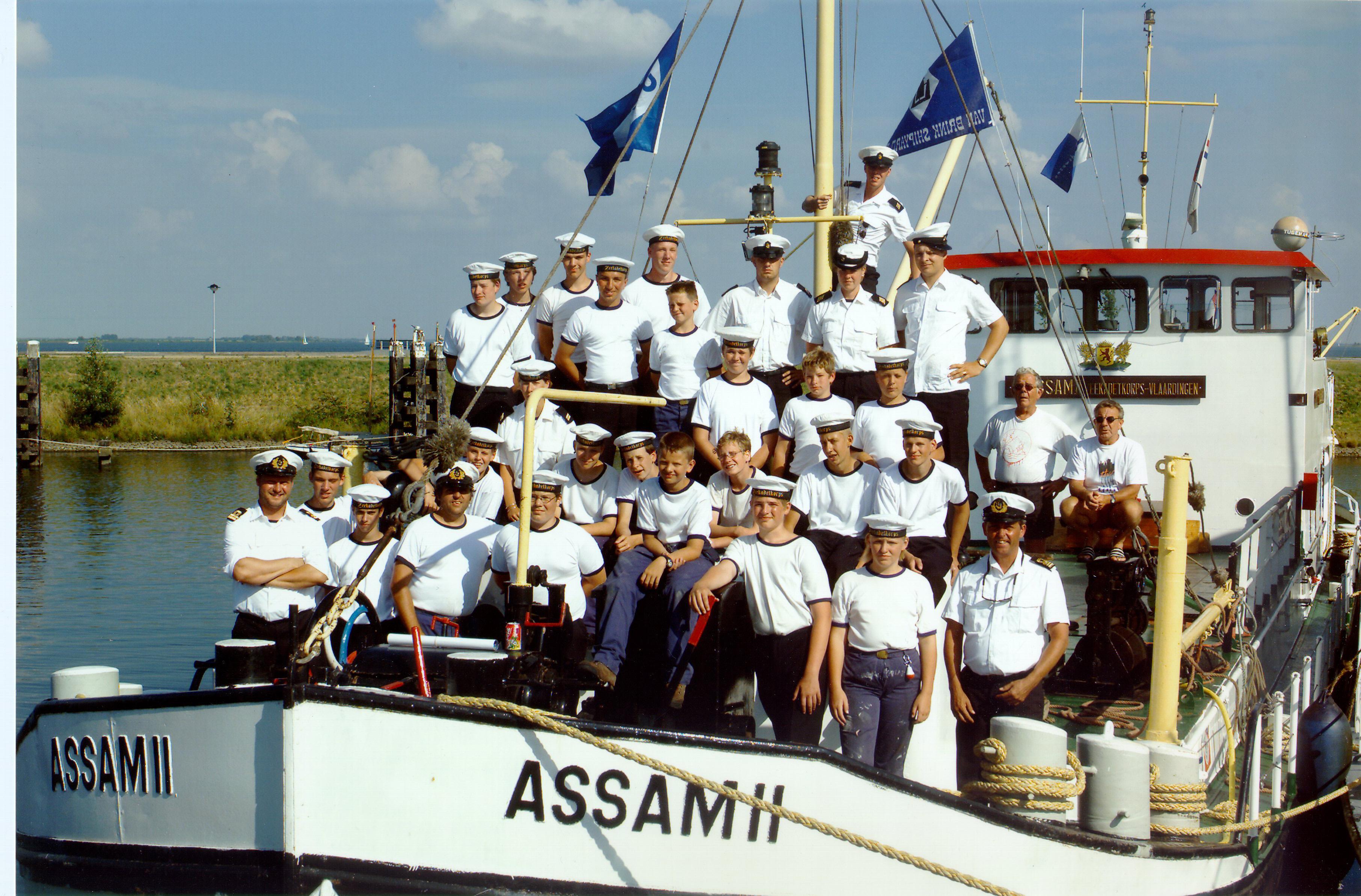 Zomerkamp 2003