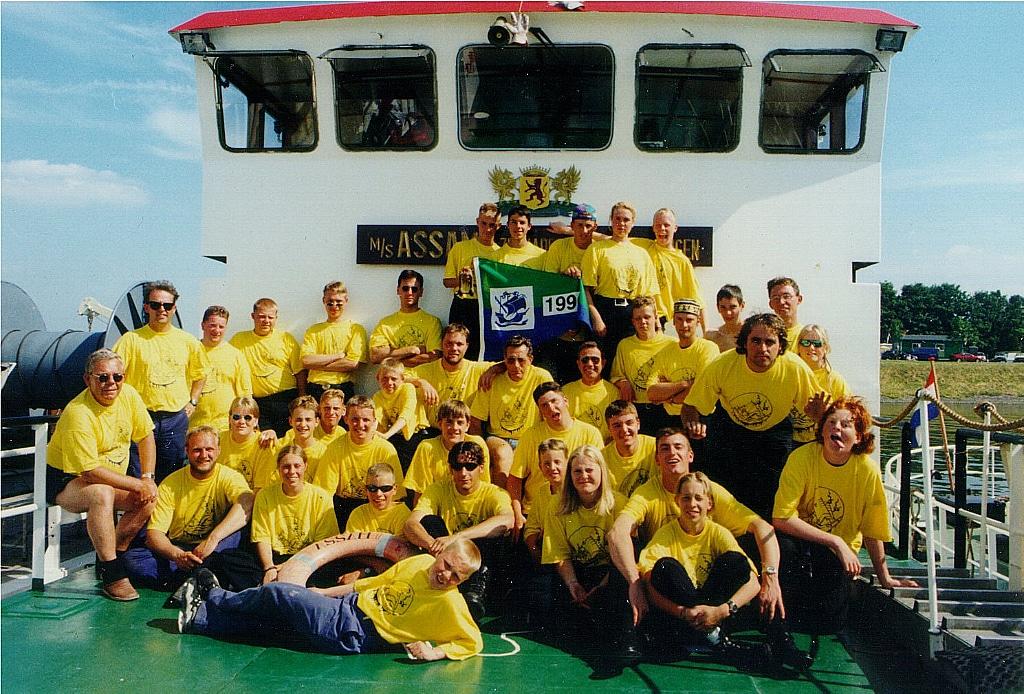 Zomerkamp 1996